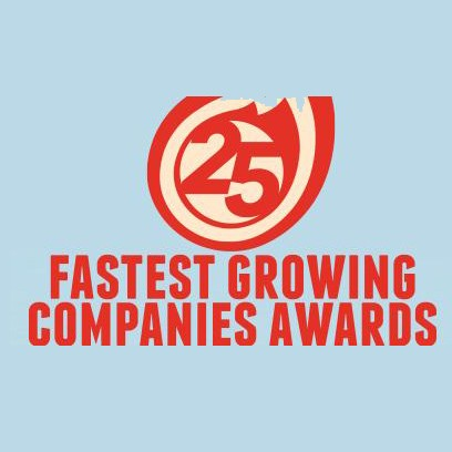 fastest growing award