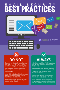 Email Security Best Practices from Gadellnet Managed IT Services and Solutions in St. Louis and Indianapolis