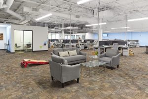 Inside the offices of Gadellnet Managed IT Services and 24/7 Helpdesk Solutions in St. Louis, Missouri