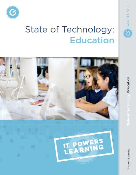 Education State of Technology eBook 2