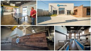 Gadellnet Managed IT Services and 24/7 Helpdesk Solutions Headquarters in St. Louis, MO photo collage