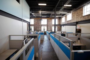 Inside the offices of Gadellnet Managed IT Services and 24/7 Helpdesk Solutions Headquarters in St. Louis, MO